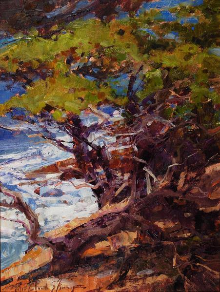 Cedars Edge, Trey Finney