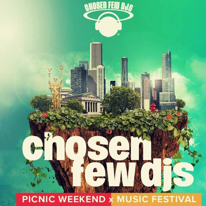 Chosen Few Picnic Flyer