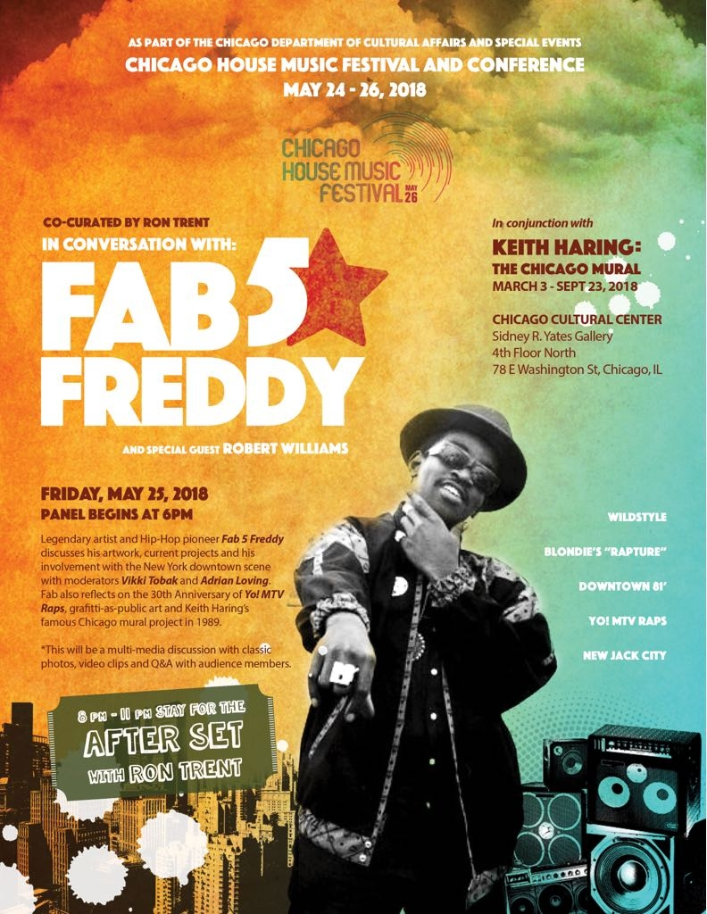 5.25 In Conversation With Fab5 Freddy
