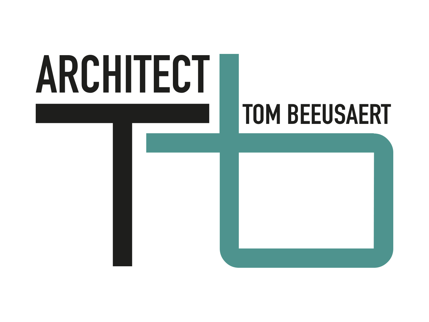 architect tom beeusaert