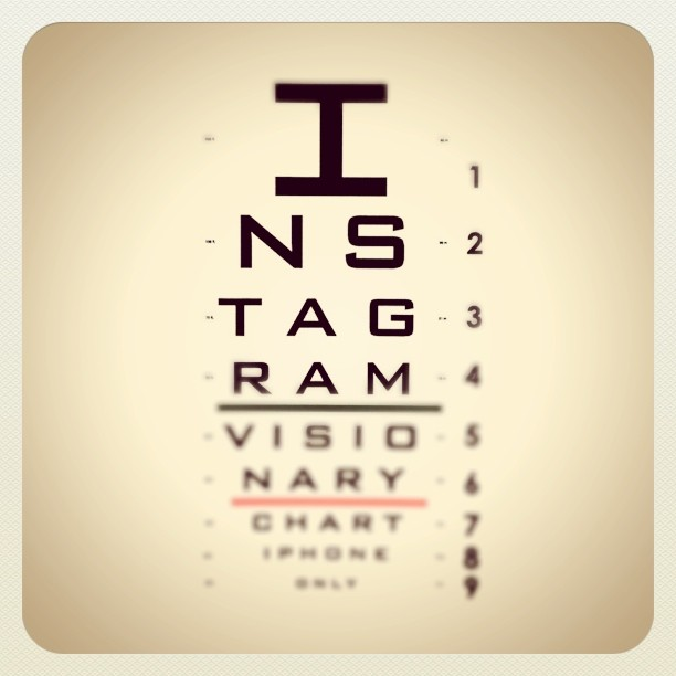 What's your vision?