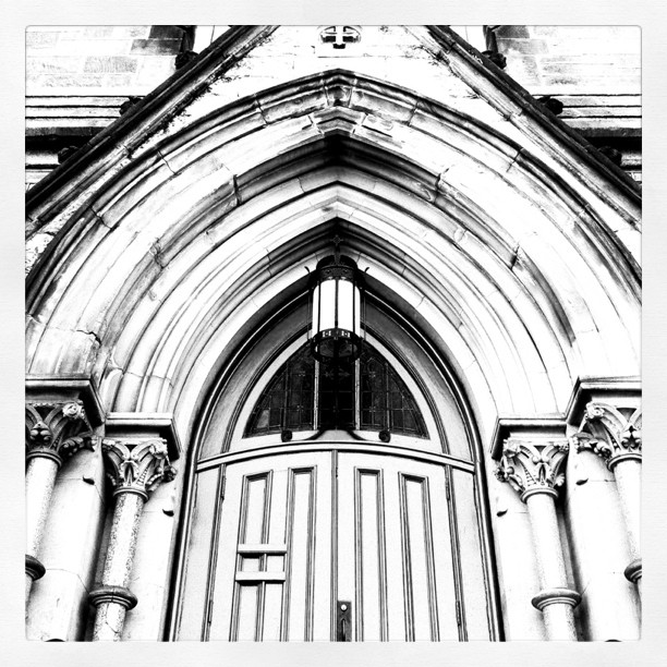 Old church. (Taken with  instagram )