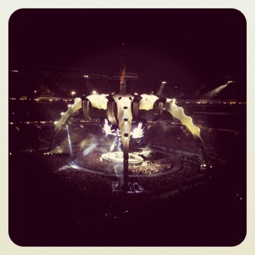 U2 360 Tour - cont…what a show!!!