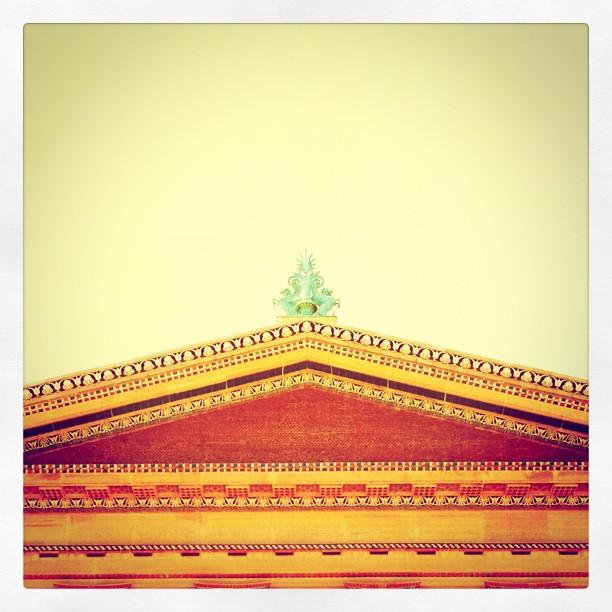 Philadelphia Art Museum  (Taken with  instagram )