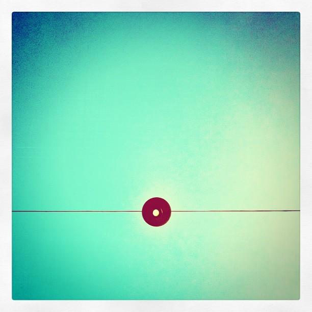 Always looking up. (Taken with  instagram )