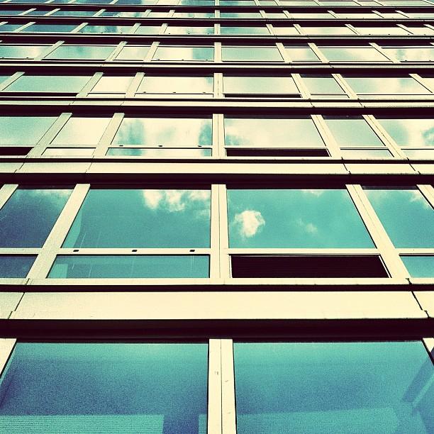 Windows of opportunity…   (Taken with  instagram )
