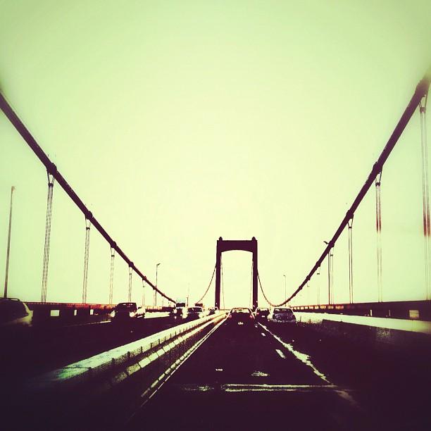 Commute… (Taken with  instagram )