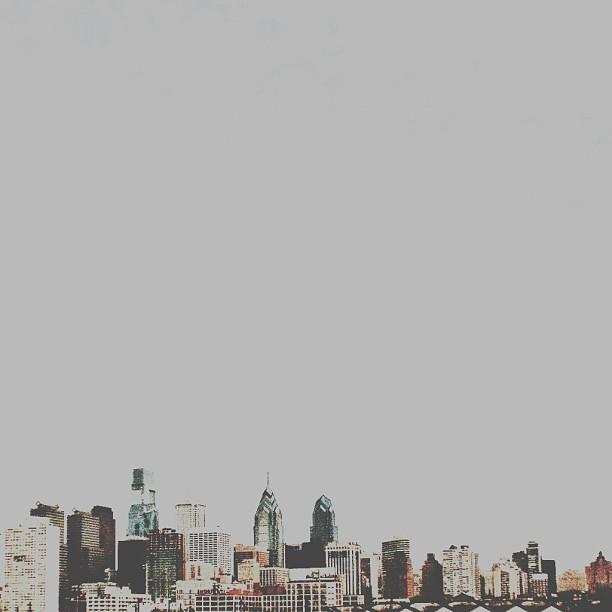 A partial shot of Center City Philadelphia #WHPmyhometown #vscocam (at Philadelphia)