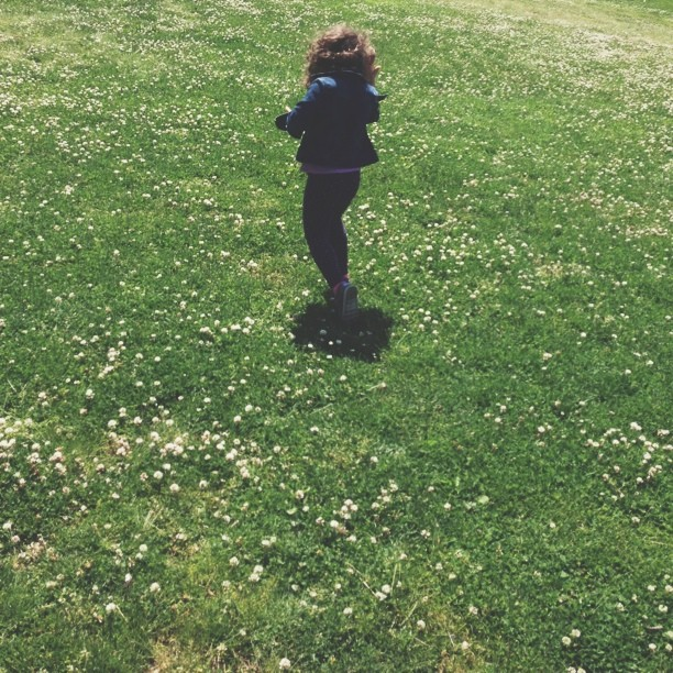 She will follow her own path in life, but I will always be there if she needs guidance. #vscocam