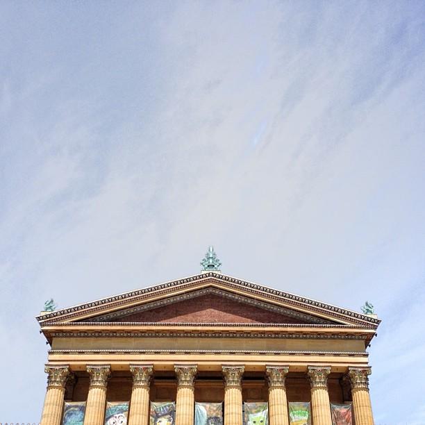 Philadelphia Art Museum #vscocam