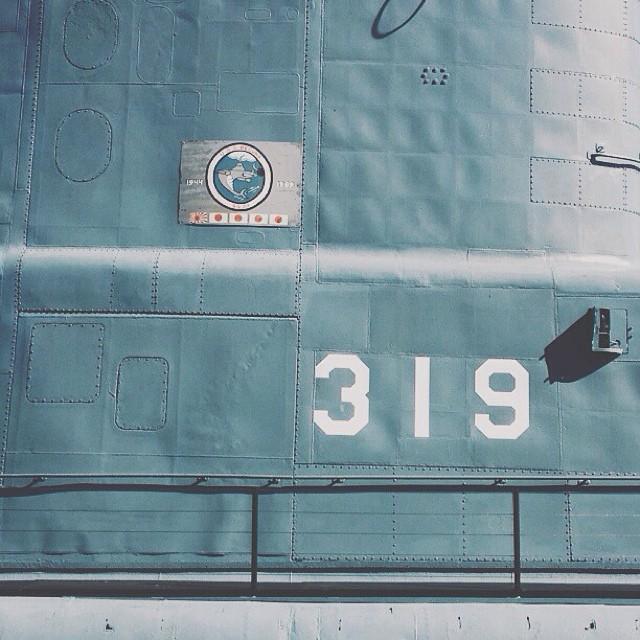 A submarine - USS Becuna #vscocam