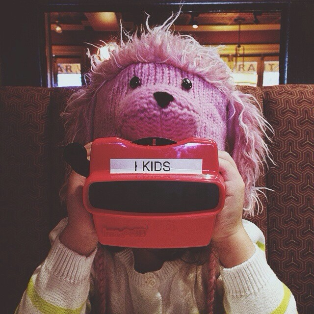 Our Lil view-master! #vscocam
