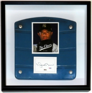 Authentic Yankee Stadium Seatback