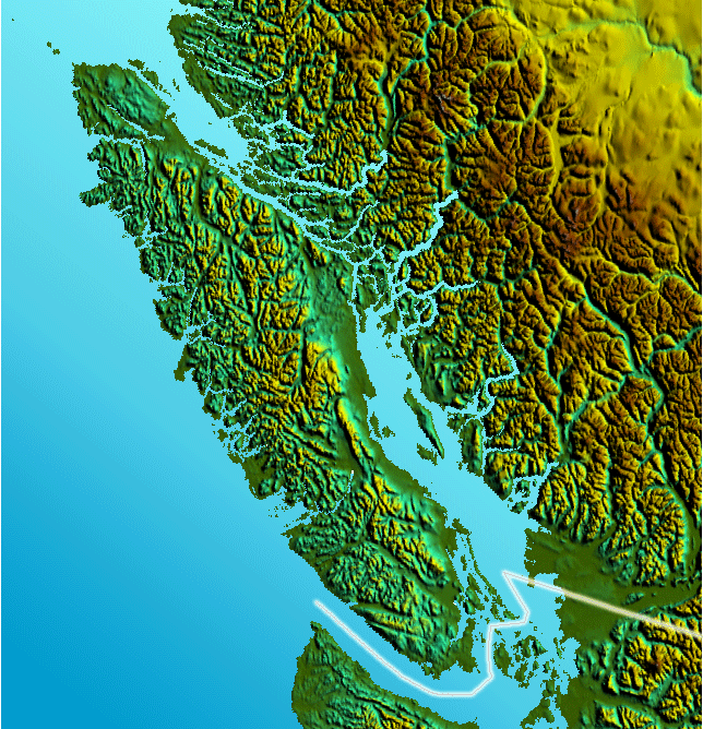 The Province of Vancouver Island