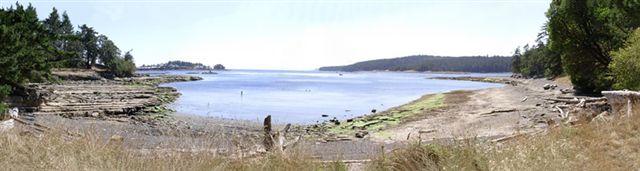 Drumbeg Provincial Park panorama beach view.jpg