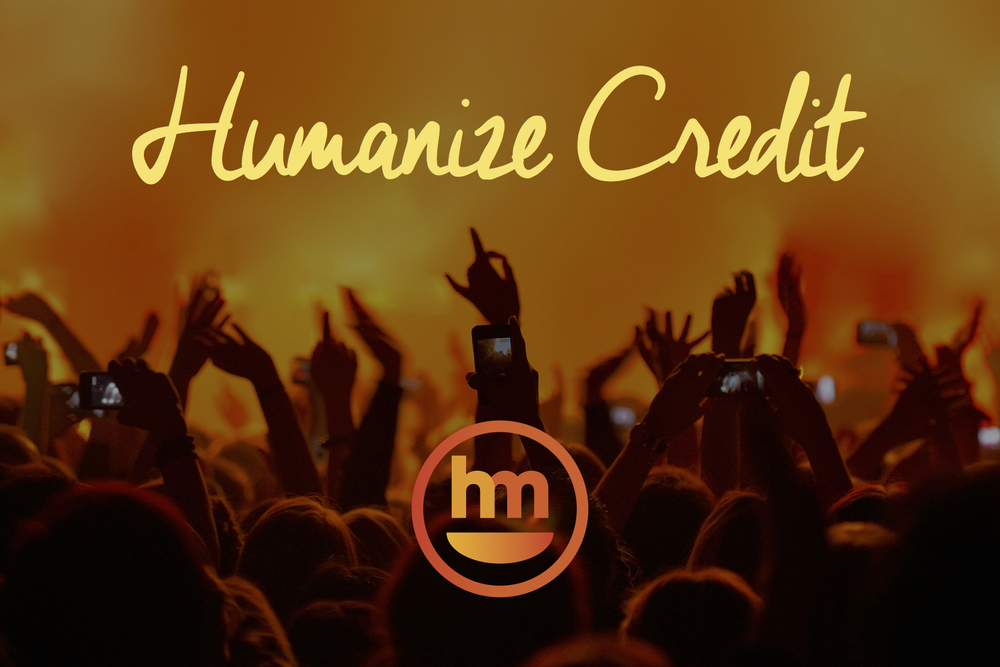 How do we build a movement to humanize consumer credit?