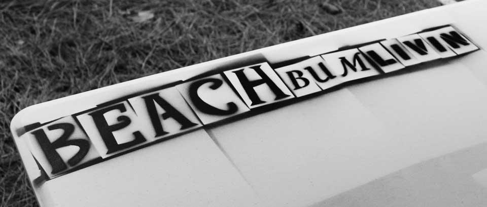 BeachBumLivin Tag