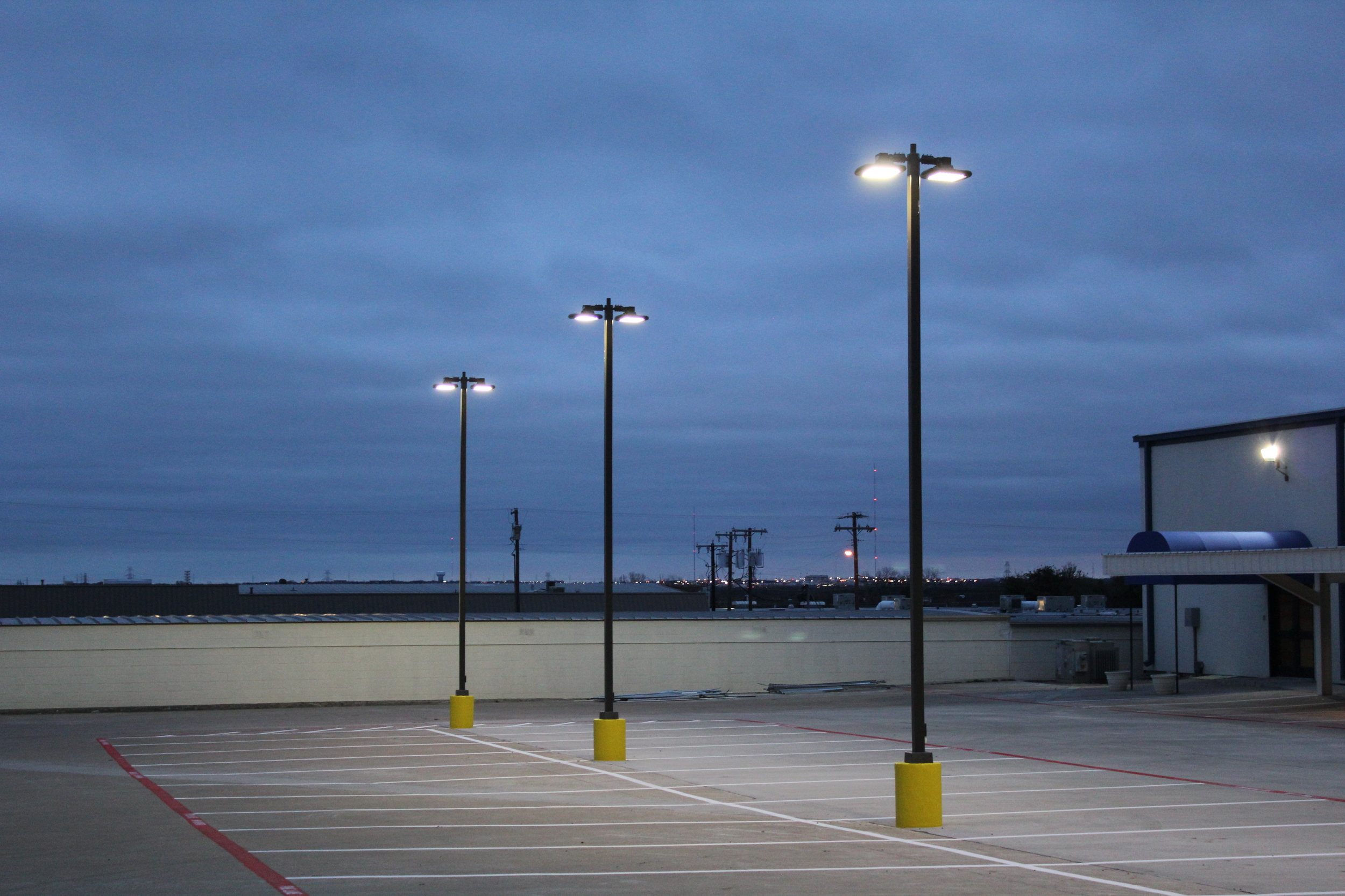 and efficient westgreen after study case plaza slide light parking center lot for power lighting before tech bar shopping