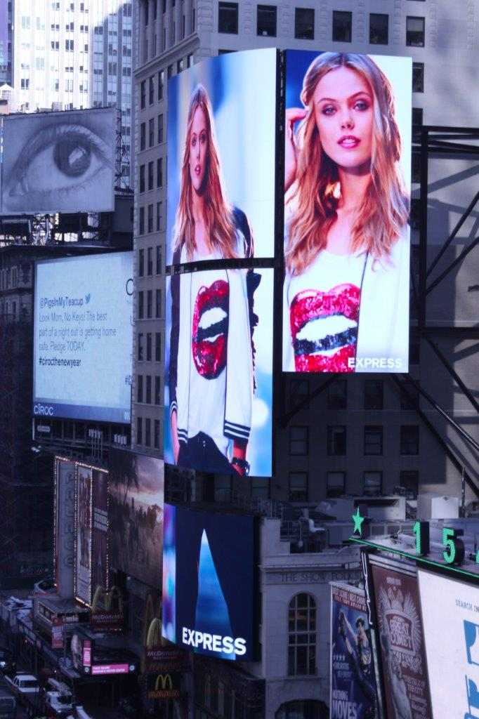 Express Times Square
