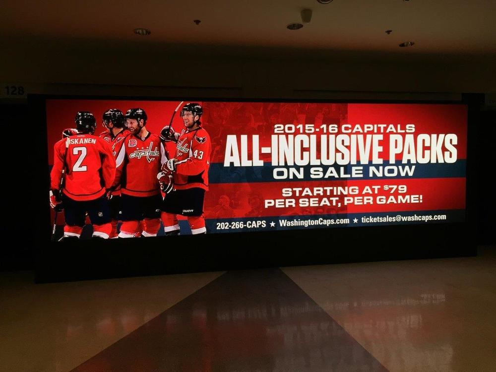 Verizon Center Concourse