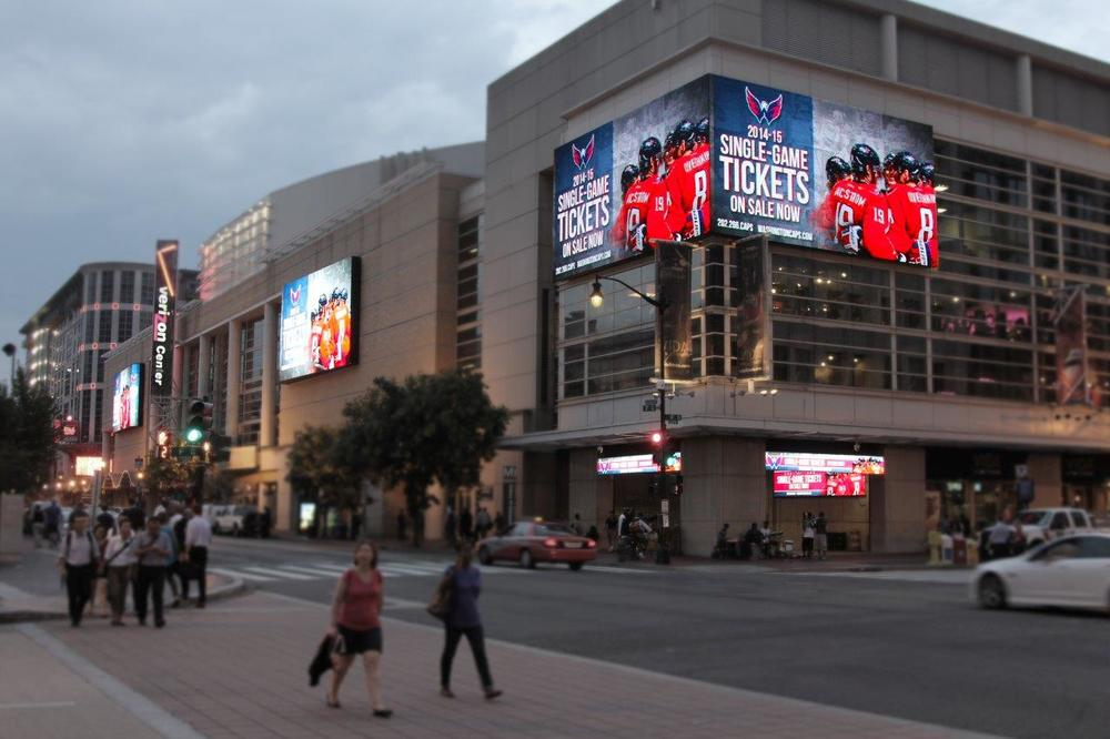 Verizon Center (Exterior)