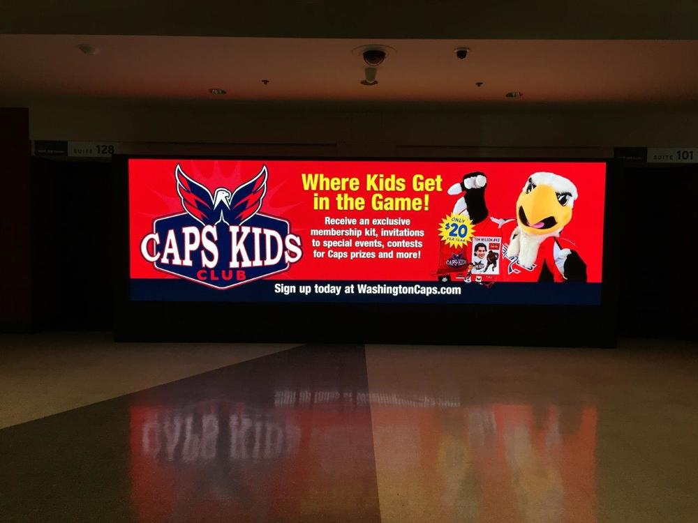 Verizon Center (Concourse)
