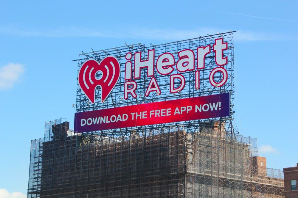 iHeart Radio LED Billboard