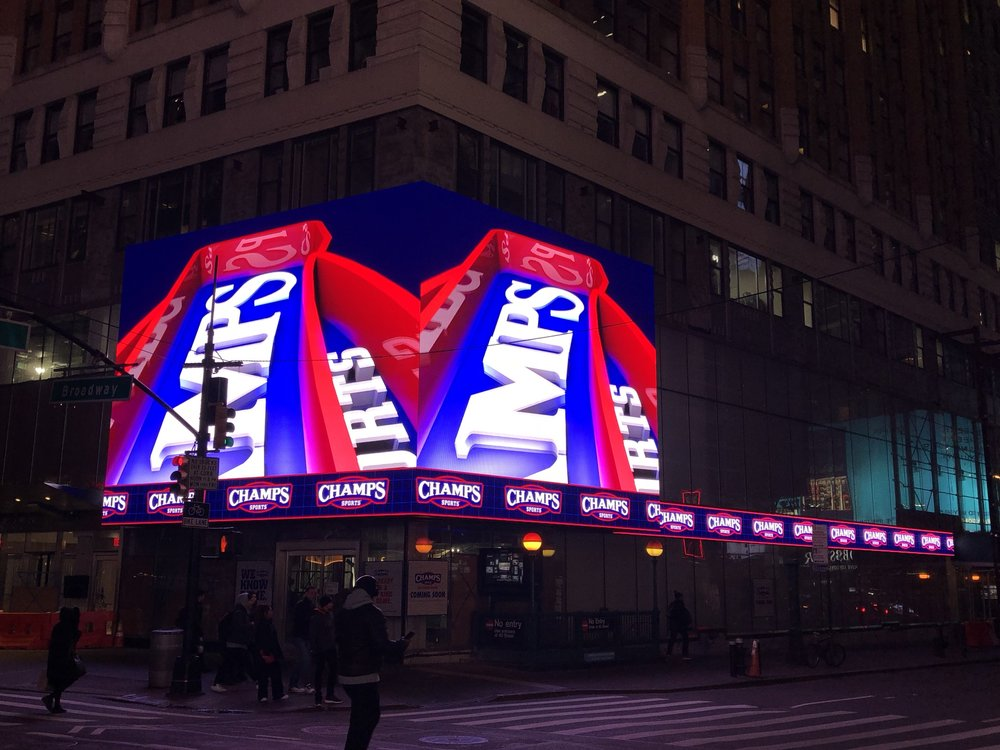 10 times square led displays sna displays
