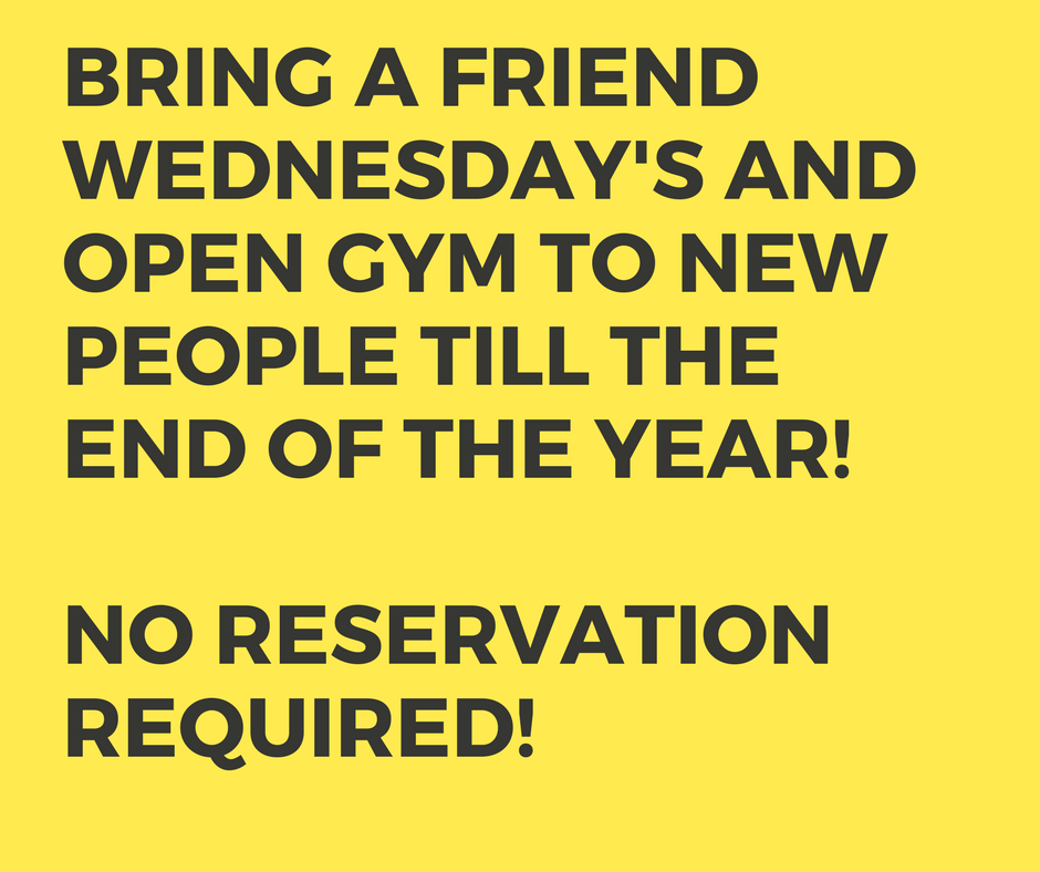 Bring a friend and open to visitors Wednesdays.png