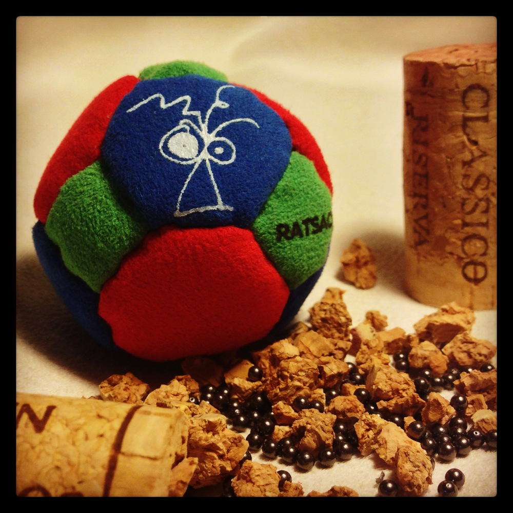 Looking for the perfect footbag?   You got it.