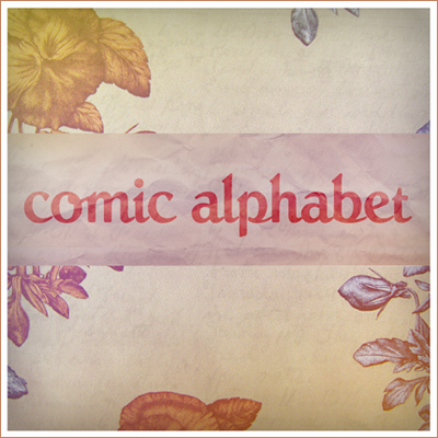 COMIC ALPHABET New Orleans Indie