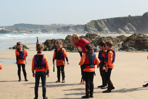 Learn English More Efficiently On A School Surfing Trip To Newquay