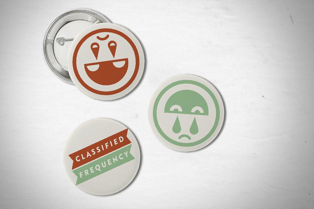 CF Buttons