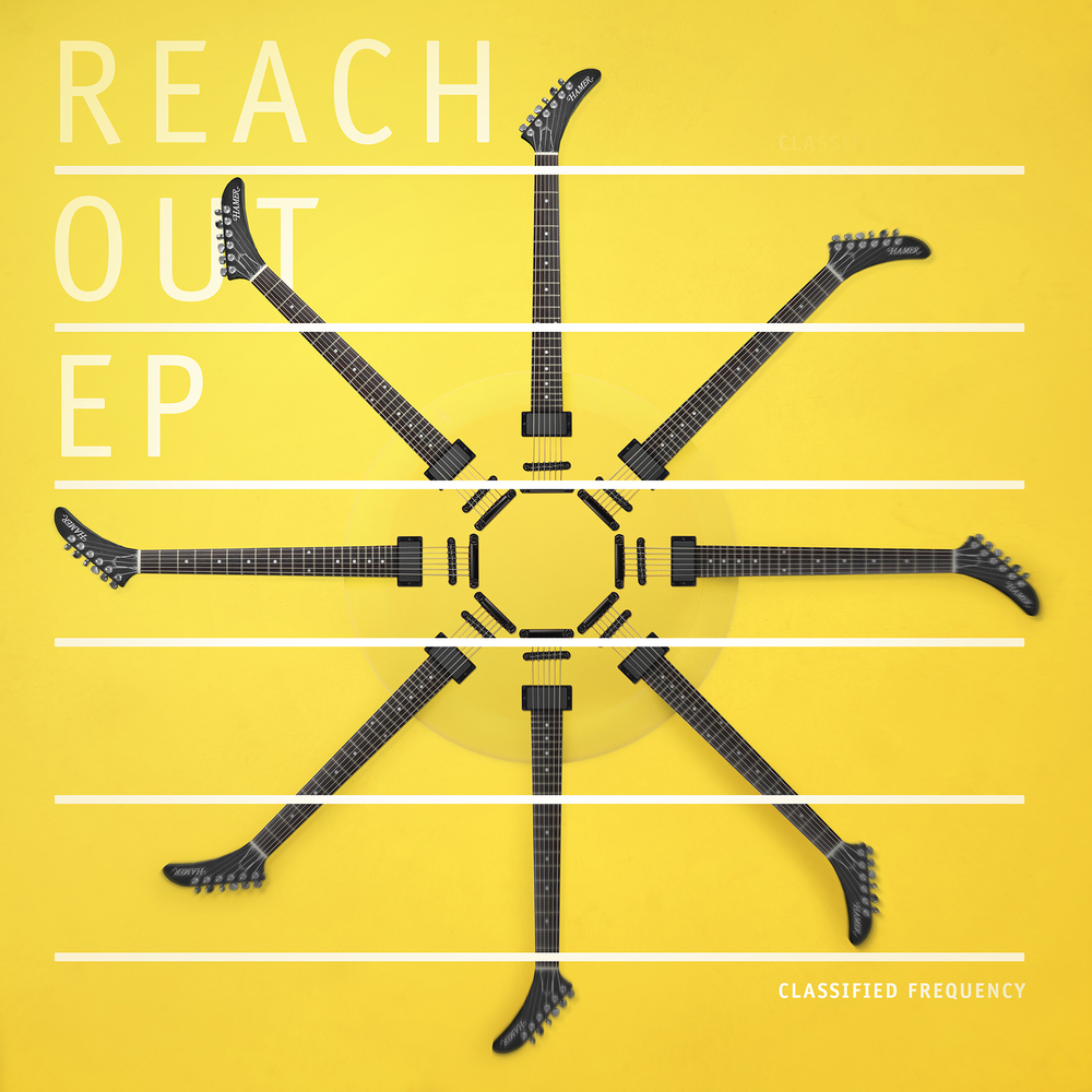 Reach Out EP //  Front Cover