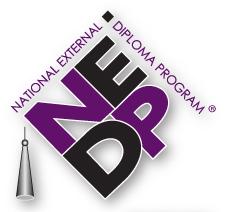 nedp logo