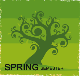 Our spring semester begins April 25 - welcome new students and welcome back  returning learners! 74cc81023510f