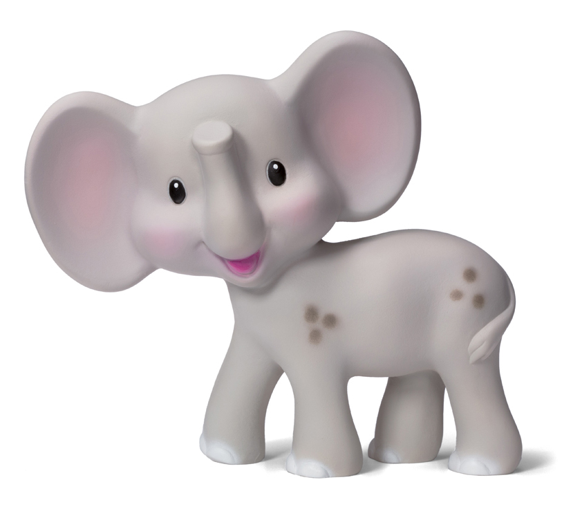 Infantino's Elephant Teether Kiki