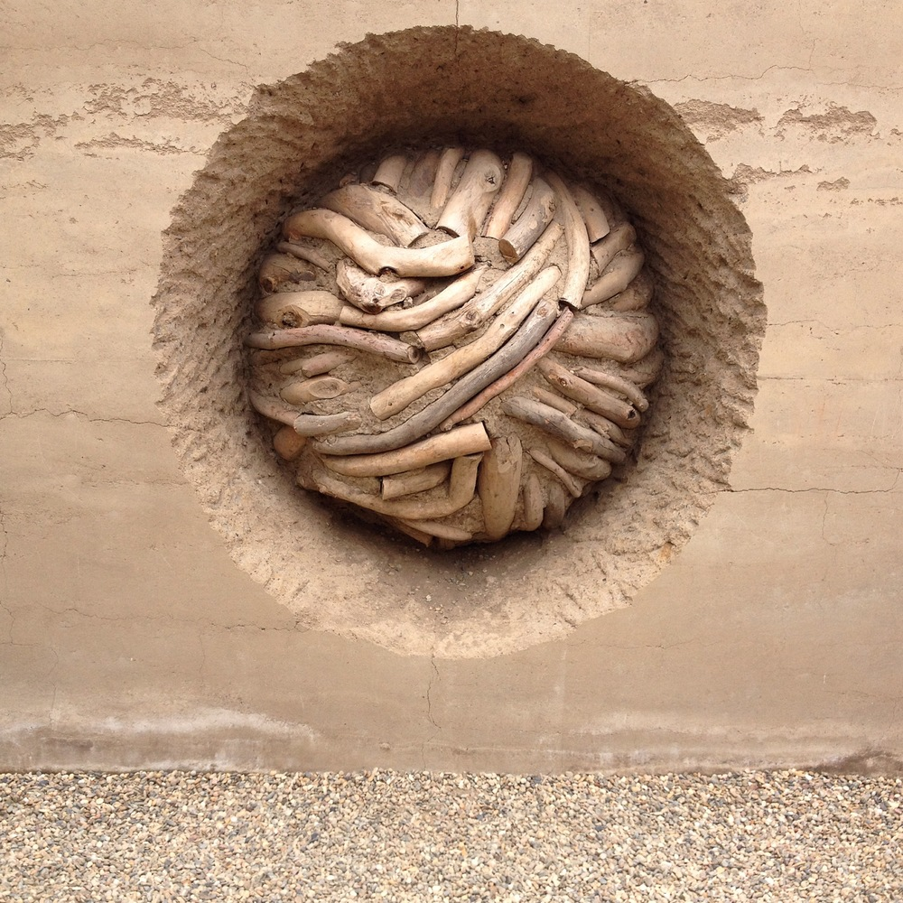 Earth Wall, Andy Goldsworthy