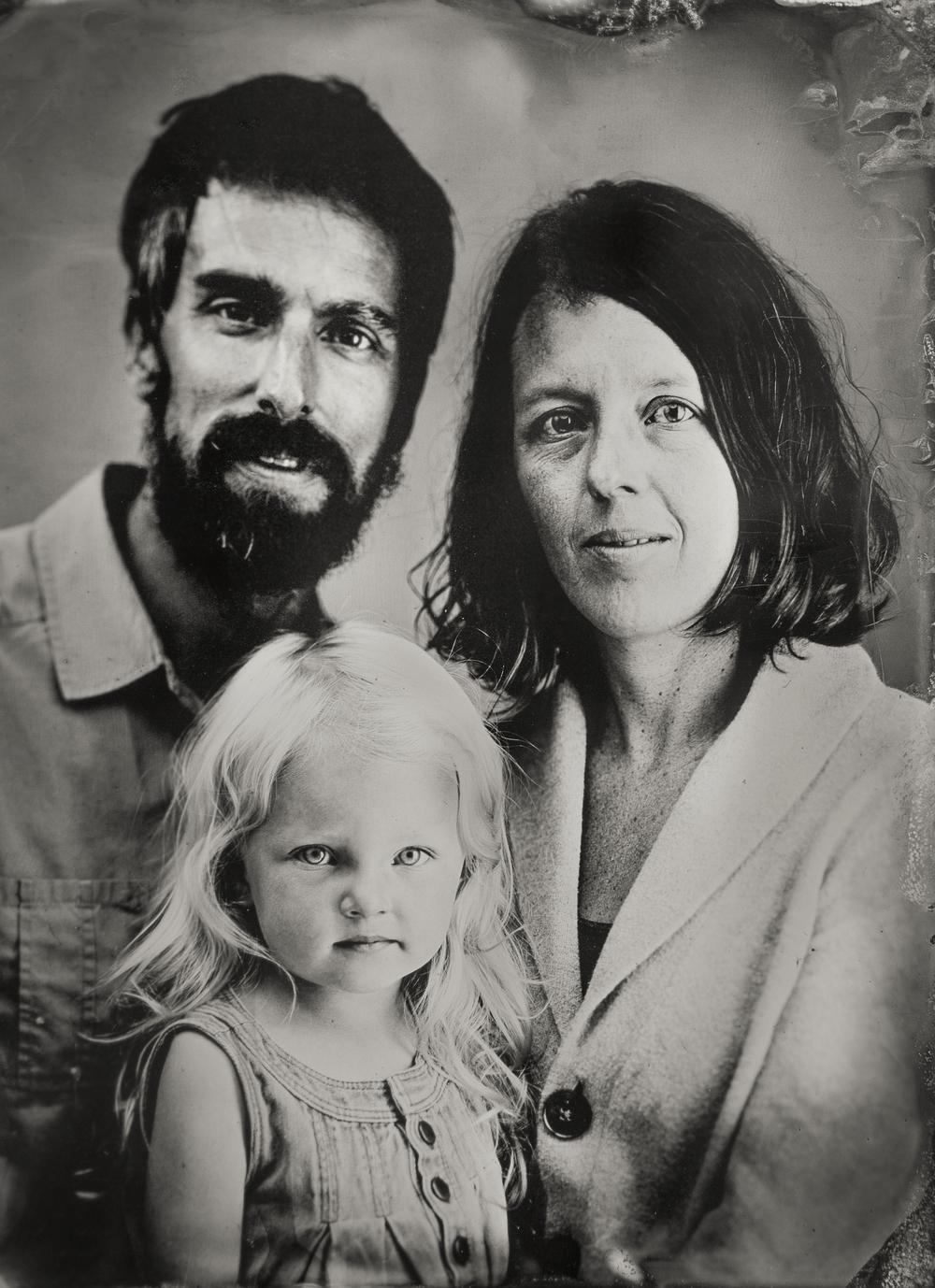 Mansfield Family, 2015 by Kari Orvik