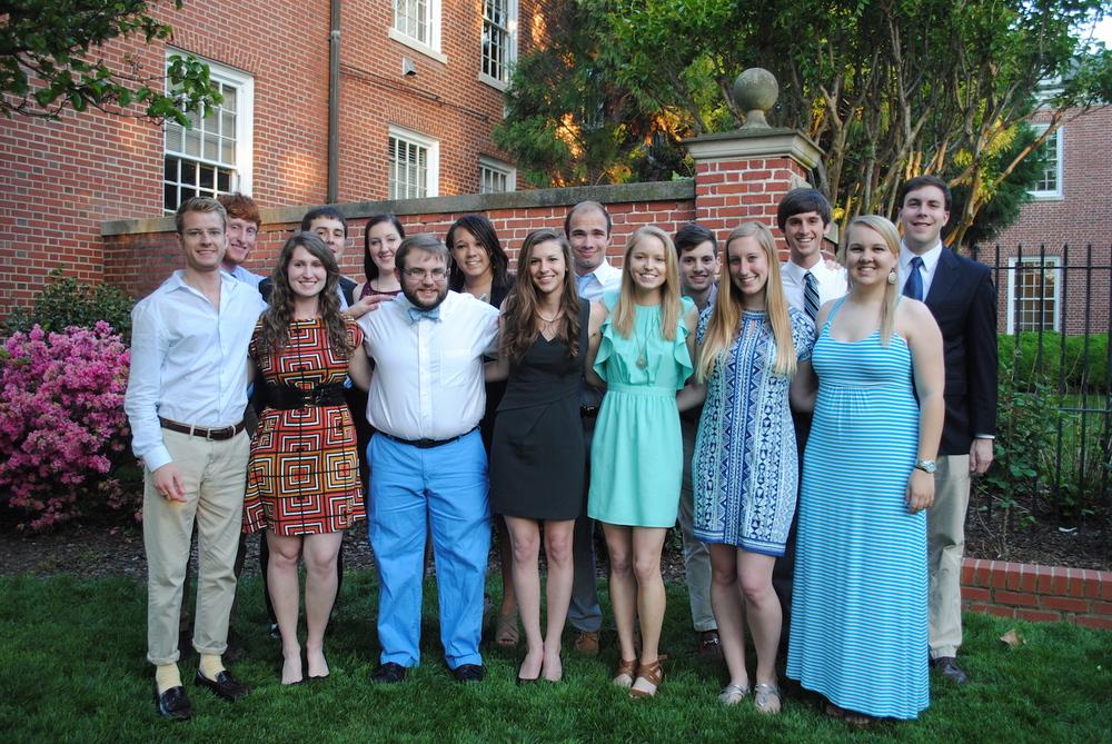 Wesley Alumni - Class of 2015