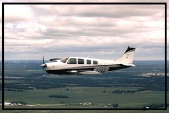 1-Hour Local Sight-Seeing Tour for 4 in single engine Beechcraft Bonanza airplane that flew around the world in 2016.  Current Bid: $250