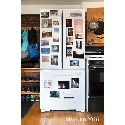 Curate Fridge Renee Ricciardi