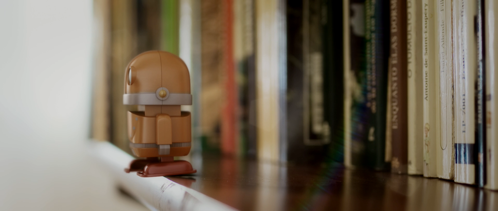 A Story About Robots by Paramotion Films, Alfonso Fulgencio, Jose Luis Farias