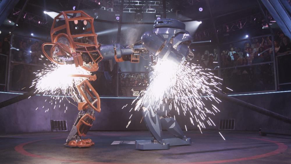 Robot Combat League by Jeremey Whitham, SmartDog Media