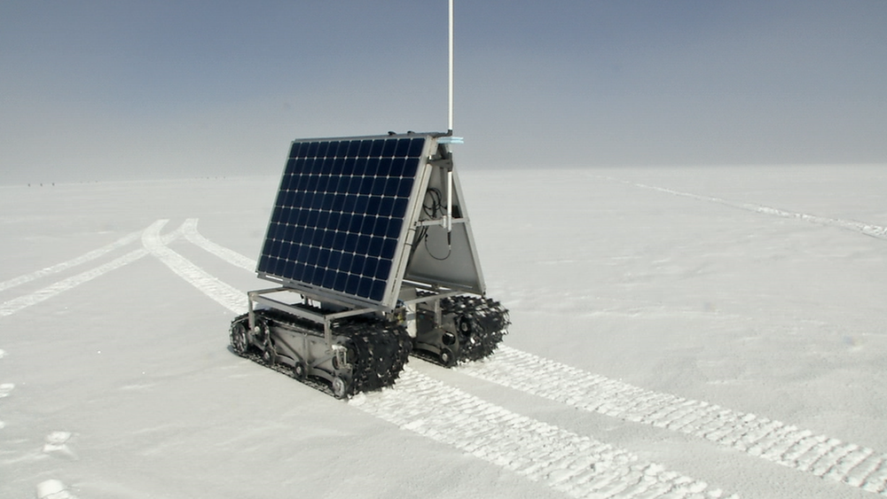GROVER goes to Greenland by NASA Goddard Space Flight Center