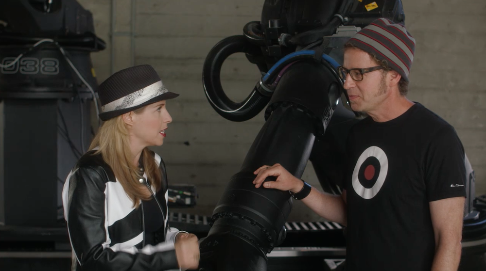 MOST EDUCATIONAL     Why We Love Robots   by Tiffany Shlain, Ken Goldberg