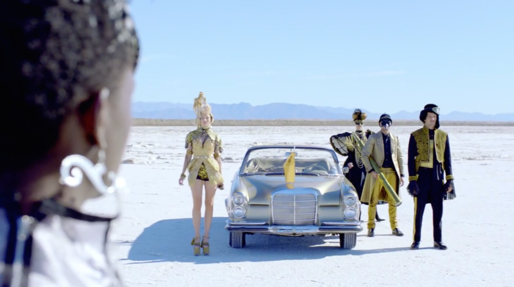 Greyhound by Big Lazy Robot, Swedish House Mafia