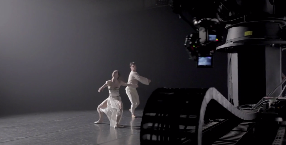 Ballet Meets Robotics  by Tarik Abdel-Gawad, Ashley Rodholm