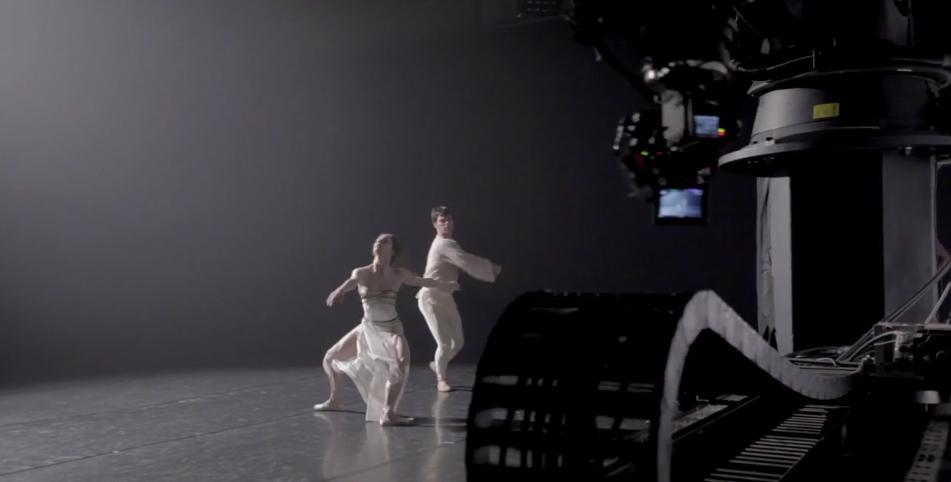 Ballet Meets Robotics by Tarik Abdel-Gawad, Ashley Rodholm