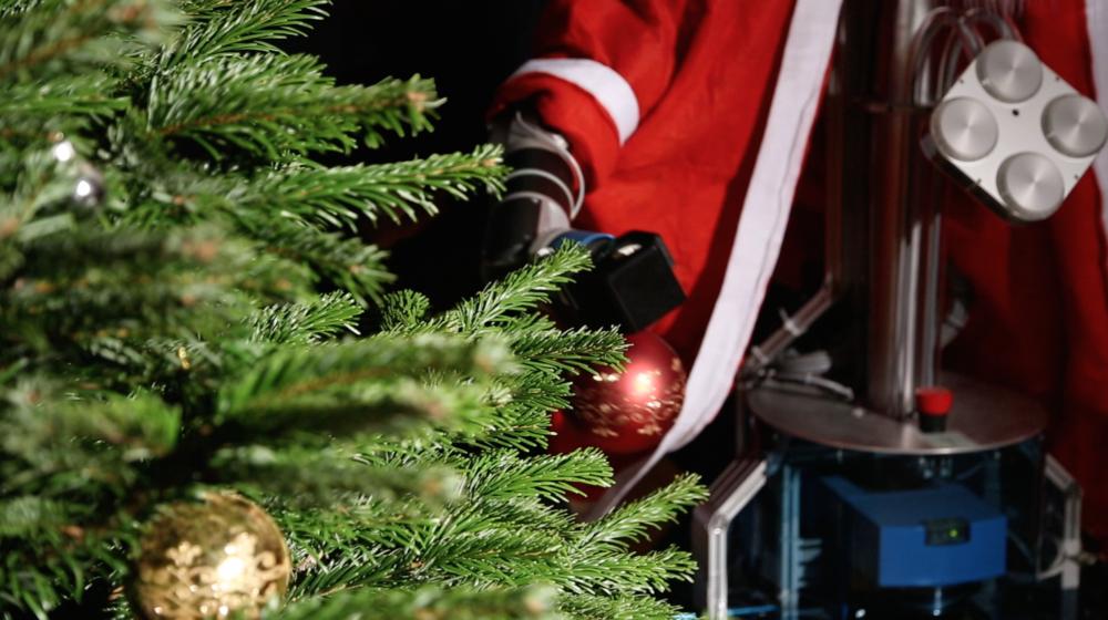 Autonomous Christmas Lab  by Péter Fankhauser, Stefan Bertschi, Mark Höpflinger